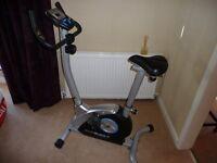 Roger Black Fitness Exercise Bike
