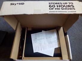Sky+ HD box used