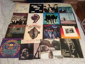 109 vinyl record collection