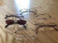 6 designer glasses frames