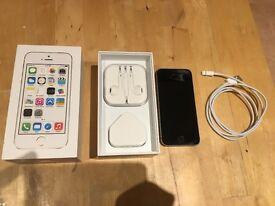 iPhone 5S 16GB Space Grey Factory Unlocked