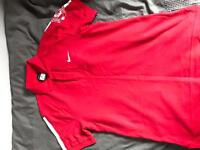 Man United polo shirt