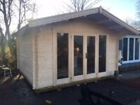 Deluxe Hampshire 45: 4m x 3m - 45mm Walls