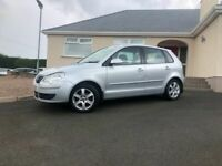 2008 Volkswagen Polo 1.2 S 5dr
