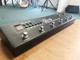 Moen GEC9 Programmable Guitar Pedal Switcher
