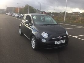 Fiat 500 road tax only 30