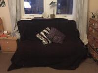 Double Sofa bed foldable futon