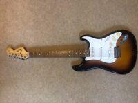Fender Squire 20th Anniversary Stratocaster