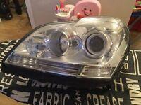 Mercedes GL 2011 headlight