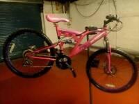 Kids Dunlop Mountain Bike