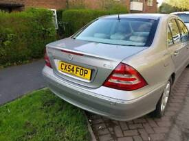 Mercedes for sale 2.2 diesel 2004 10 month mot