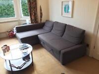 Corner sofa bed - homely L shape
