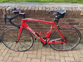 2011 Specialized tarmac SL2 elite 56cm road bike