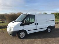 FORD TRANSIT TREND SWB 115 BHP 2.2 DIESEL 2012 62-REG ONLY 71,000 MILES *AIR CON* DRIVES EXCELLENT