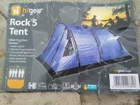 5 birth tent