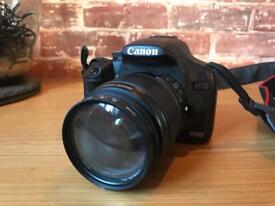 Canon EOS 500d camera