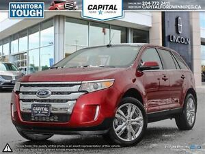 2013 Ford Edge Limited **Heated Seats-Bluetooth**