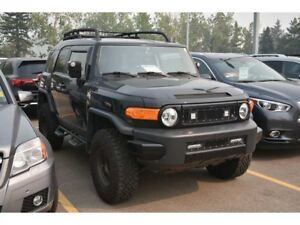 2014 Toyota FJ Cruiser Off Road Pkg | Upgrade Pkg