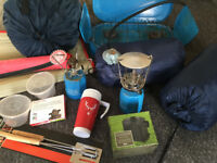 Camping Gear - needs to go ASAP - All for £30 ono