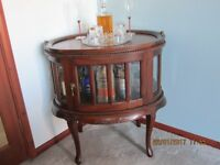 Drinks cabinet - very unusual and in immaculate condition