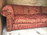 For sale 3 seater Sofa