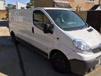 2011 Vauxhall Vivaro LOW MILEAGE 58K