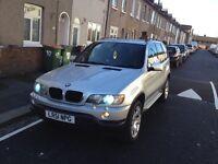 BMW X5 4.4 V8 Auto