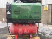 Eco air compressor