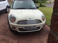 Mini Cooper diesel white 52000 miles only £4550