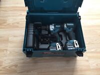 Brand new makita brushless combi set bought for £358 will take £250 Ovno