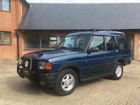 Land Rover 300tdi rare 2/3 Door very clean & low mileage px available