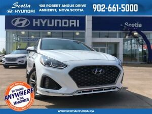 2018 Hyundai Sonata SPORT - $147 Biweekly - ALL NEW LOOK!!