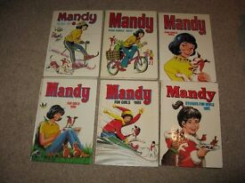 'Mandy' Annuals x 6