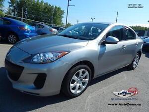 2013 Mazda Mazda3 GX * 19,77$/sem *