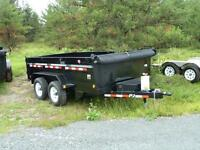 "(new) 2014 P.J. 78""X12' MEDIUM DUTY DUMP Trailer"
