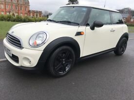 Mini one 1.6 petrol 62 reg px welcome at trade