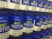 Whey protein 908g tub - 39servings