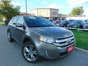 2013 Ford Edge LIMITED NAVI,CAM DVD
