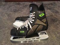 Mens Reebok 1K Ice skates size 10
