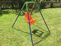 Toddler's Swing