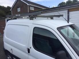 Peugeot partner roof rack