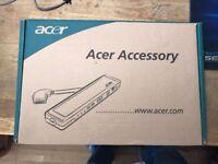 Brand New Acer Easyport IV Docking station for Acer Laptops. Model: MS2248