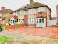 3 bedroom, 2 Bathrooms semi detached house in Burns Way, Heston, TW5
