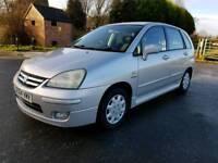 2004 Suzuki liana 1.6 petrol 5 door .Hip clear