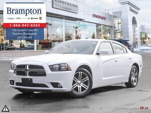 2014 Dodge Charger SXT Leather|Sunroof|Back Up Camera|Nav