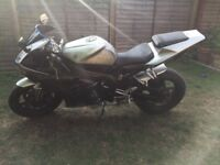 2002 R1 5pw. Loads of extras. Yrs mot. Just serviced inc tyres, chains and sprockes and pads