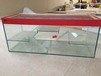 Large Animal Habitat Glass Cage