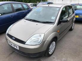 fird fiesta 1400 petrol 2 keys lovely drive5 door