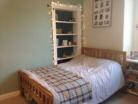 Lovely double room in central Edinburgh 2 bedroom flat - rent all inclusive