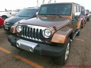 2011 Jeep WRANGLER UNLIMITED 4X4 70TH ANNIVERSARY & LEATHER & NA